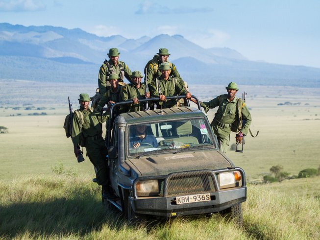 14 Days Conservation Kenya Safari