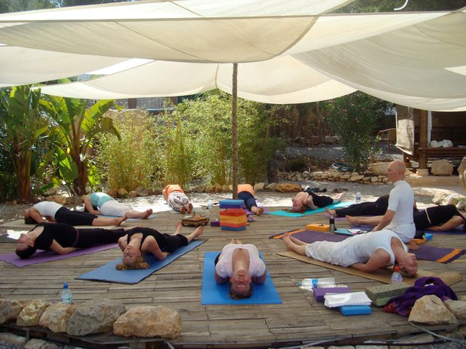 8 Tage Yoga und Tauch Urlaub auf Ibiza, Spanien