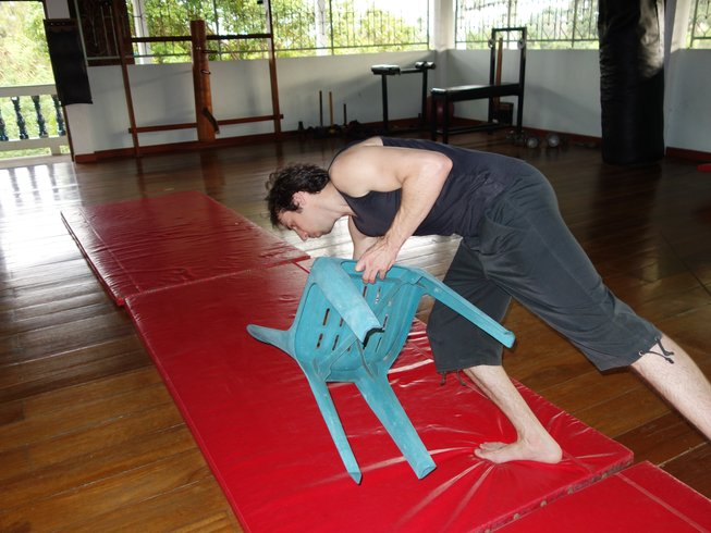 1 Year Intensive Martial Arts Instructor Program in Thailand