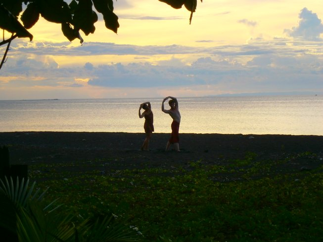4 Days Couples Private Yoga Retreat in the Philippines