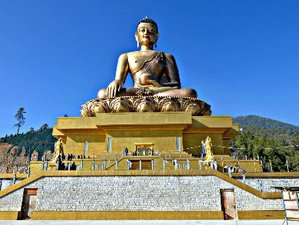 7 Day Happiness Meditation and Yoga Tour in Bhutan