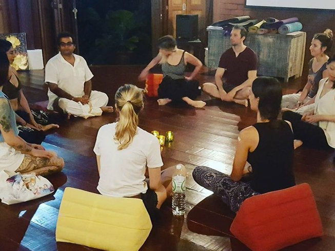 "11 Days ""Zen Laughter Heal"" Meditation and Yoga Retreat in Koh Samui, Thailand"