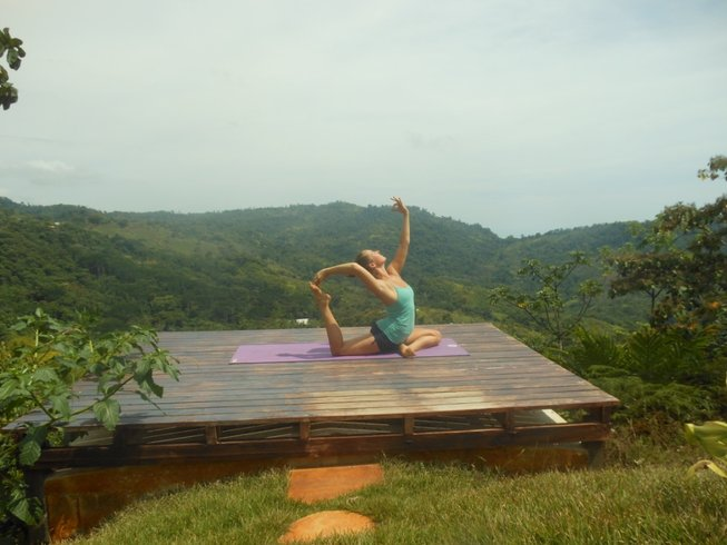 9 Days Re-Wild and Re-Connect Women Yoga Retreat in Barucito, Costa Rica