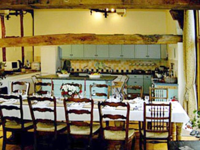 Weekend Cookery Getaway in Herefordshire, UK