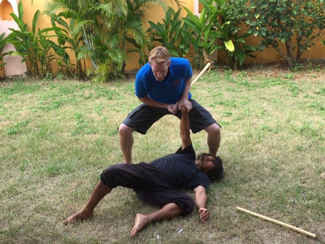 1 Month Intensive Multi-Martial Arts and Fitness Camp in Thailand