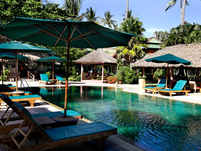 6 Days Beachfront Thailand Yoga Retreat