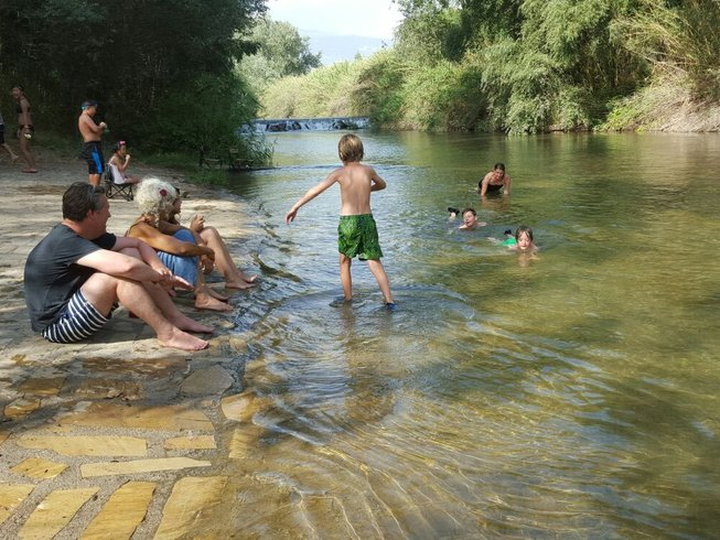6 Days Yoga Family Holiday in Spain