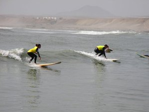 3 Day Just Surf - Surf Camp with Professionals in Huanchaco, La Libertad