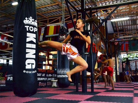 Thai Training Camps Muay Thai Training