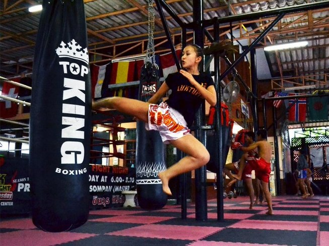 1 Month All Inclusive Thailand Muay Thai Training