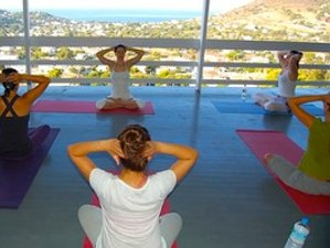 8 Days Yoga Holiday in Lagonissi, Greece