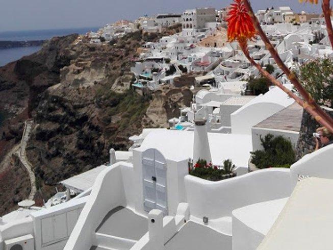 7 días retiro de yoga y bienestar lujoso en Grecia