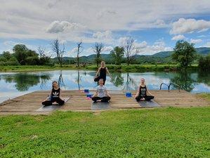 4 Day Riverside Yoga and Meditation Retreat in Cerklje ob Krki