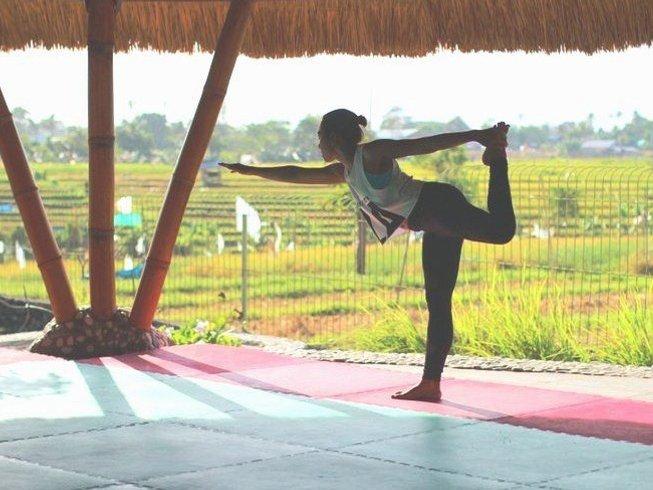 6 días retiro de yoga, detox y surf en Bali, Indonesia