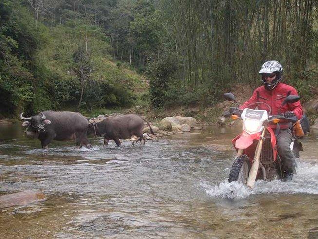9 Days Off-Road Vietnam Motorbike Tour
