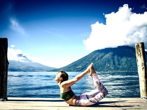 8 Day Shamanic Creativity Yoga Retreat in Lake Atitlan, Solola