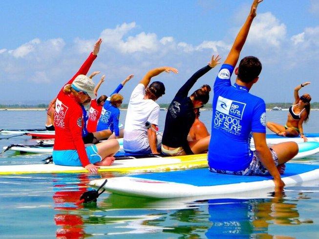 2 Tage SUP Yogalehrer Ausbildung auf Bali, Indonesien