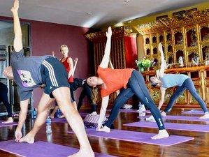 10 Tage Auf den Spuren des Altertümlichen Yoga und Meditations Urlaub in Kathmandu, Nepal