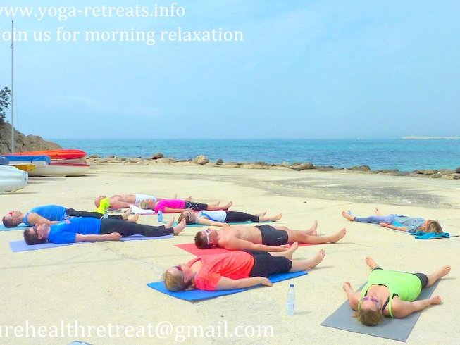 4 Days Rejuvenating Yoga Retreat in Spain