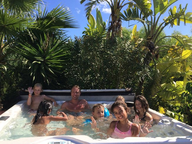 7 Days Family Yoga Retreat in Ibiza, Spain