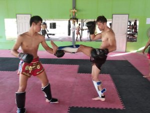 1 Month Affordable Muay Thai Training and Accommodation in Ao Nang, Krabi