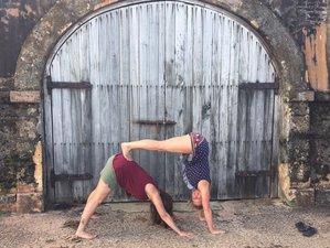 8 Days Paddle Adventure Yoga Holiday in Playa Salinas, Puerto Rico