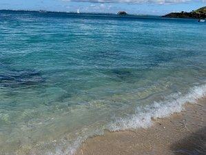 7 Days Essential Yoga Holiday on the 54 beaches of Saint Martin Island