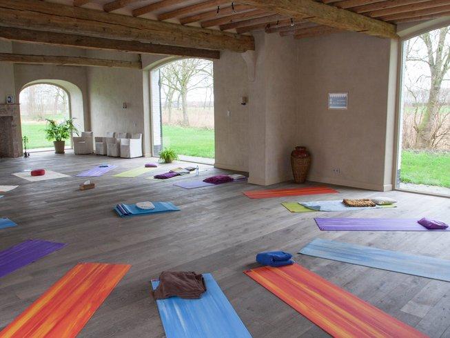 4-Daagse Yoga & Wandel Kerstretraite in Damme, België