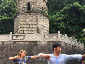 5 Days Escape from Shanghai Qigong Meditation Retreat in Zhejiang, China