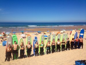 4 Days Exciting Budget Surfcamp Portugal
