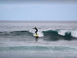 8 Day Private Surf Camp for All Levels and Relax in Poris de Abona, Tenerife