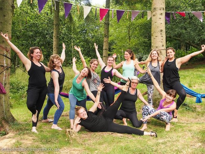 3 Days Eco Glamping & Yoga Retreat in Surrey Hills, UK