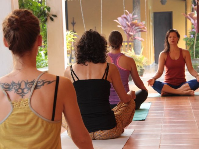 5 Days Meditation and Yoga Retreat in Kalutara, Sri Lanka