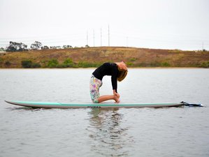 5 Days Hiking and SUP Yoga Holiday in Beach Community in Coastal San Diego, USA