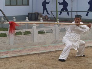 15 Days All-Inclusive Bajiquan Kungfu Training in China