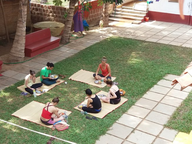 7 Days Life Transforming Yoga Retreat India