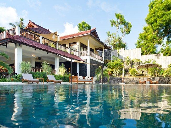 8 días vacaciones de yoga y spa en Bali