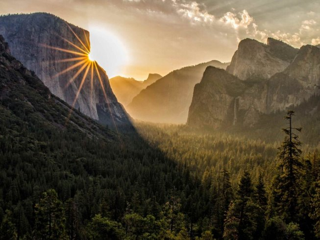 4 Days Weekend Retreat in Yosemite, USA
