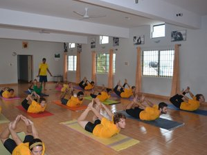 28 Days 250 Hours Ashtanga Yoga Teacher Training in India