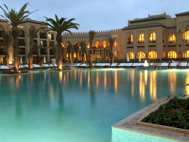 8 Days Luxury Yoga and Spa Retreat in Morocco