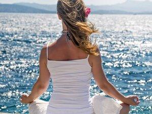 8 Tage Luxuriöser Yoga Segel Urlaub in Griechenland
