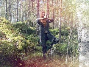 4 Days Finnish Forest Bath and Yoga Holiday in Ostrobothnia, Finland