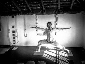 3 días de retiro profundización al yoga Iyengar, Hatha, Vinyasa y Tantra en Cáceres, Extremadura