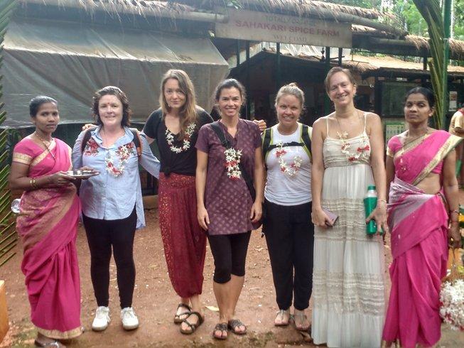 7 días retiro personalizado de bienestar y yoga en Goa, India