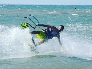 7 Days Beginner Kitesurf Camp in Tarifa, Spain