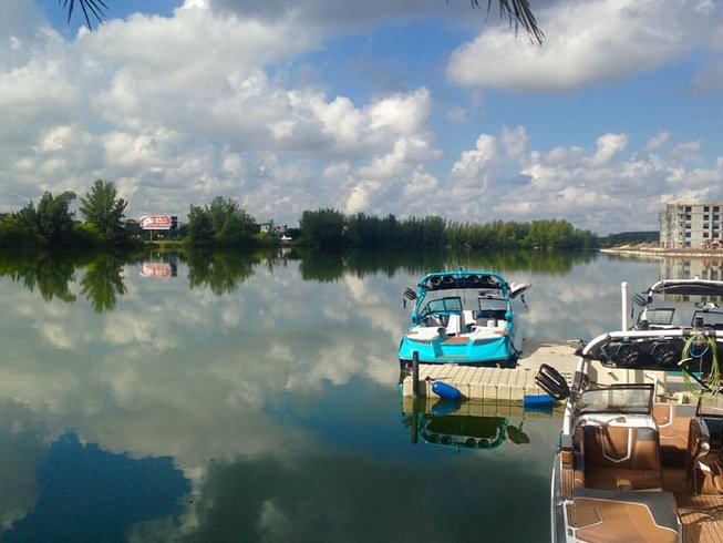 5 Days Wakeboarding and Surf Camp Florida