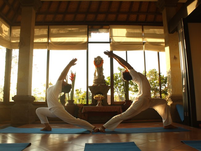 5 Days Refresh Yoga Holiday in Bali, Indonesia
