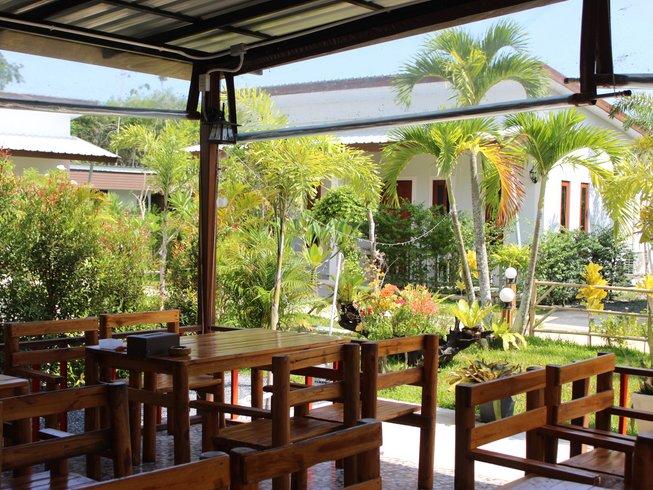 7 Days Yoga, Fitness, and Detox Retreat in Krabi, Thailand