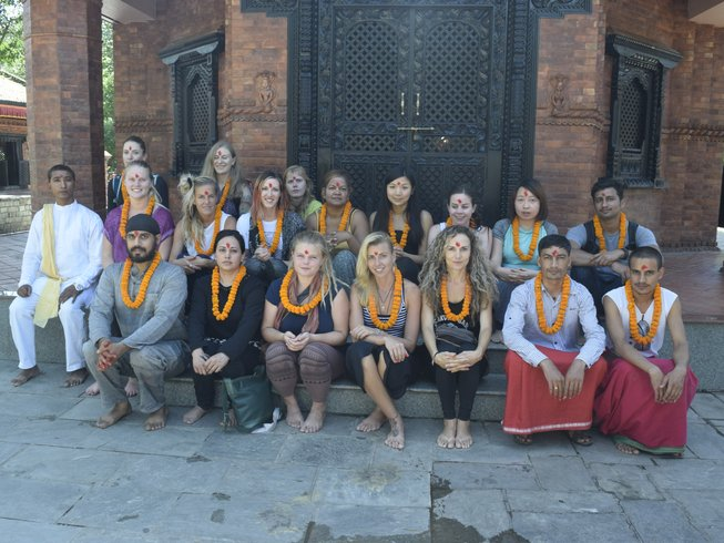 28 Days 200hr Hatha and Ashtanga Yoga Teacher Training in Nepal