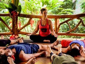 9 jours-85h de formation de professeur de yoga au Costa Rica